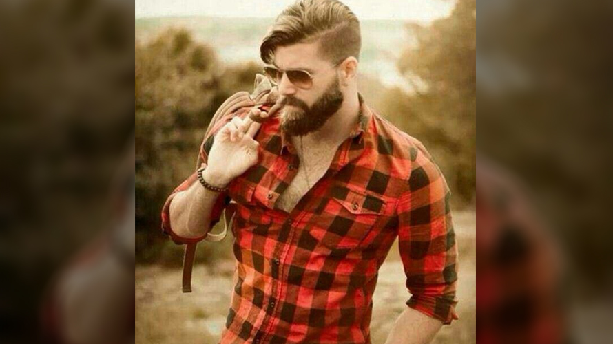 Estilo de barba Lumber