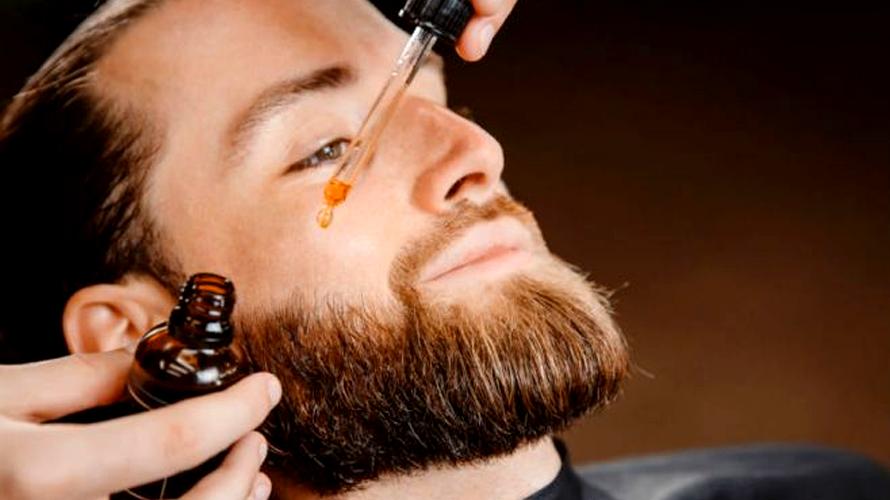Óleo de Rícino para Barba