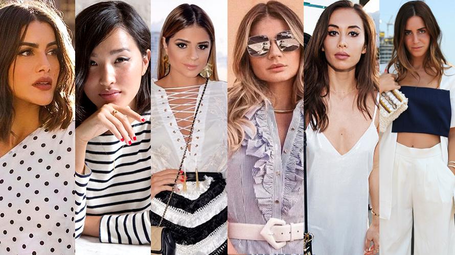 Blogueiras de moda mais famosas no Instagram